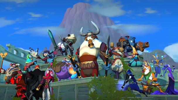 Gigantic is a definite recommendation for any MOBA fans who want to take a break from Overwatch.
