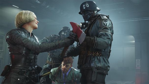 Wolfenstein 2: The New Colossus is certainly a contender for the best story in a shooter today.