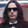 James Franco as Tommy Wiseau in The Disaster Artist.