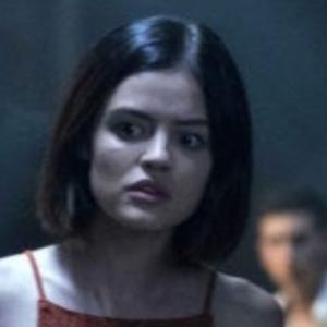 Lucy Hale as Olivia in the tame Truth Or Dare.