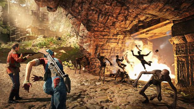 Strange Brigade comes from the same developers of the Sniper Elite series, though possessing a decidedly more eccentric tone than that of its long-shot-obsessed cousin.