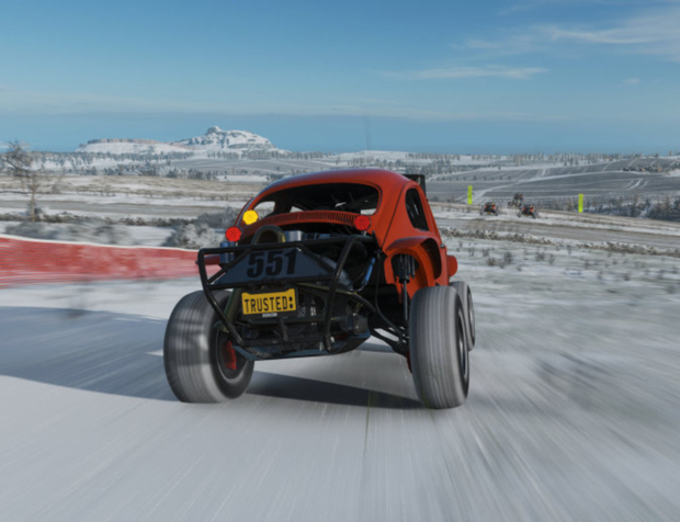Forza's approach to seasons is astounding