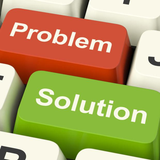 Some problems are of our own making and if we learn from situations we can minimize and prevent at least some of them