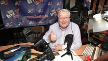 Due to the ongoing Crisis Breakfast Presenter and Photographer from the LMFM Breakfast show Seamus Farrelly is now Broadcasting from his Shed at home in Ardee while his Partner in Crime Chris Murray remains back in Studio