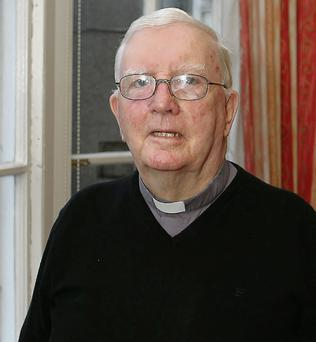 The late Fr. Sean Ryan. Picture: Paul Connor