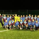 The Under-14 Drogheda Emerging Talent Programme squad who faced Donacarney Under-15's on Friday night