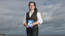 Sea world: local author Grace Tierney and her latest book 'Words the Sea Gave Us'