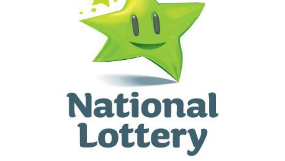 The National Lottery received a call late yesterday evening from the ticket holder.