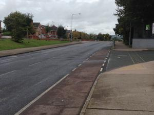 The Ballymakenny Road is set to change in the years ahead