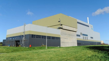 The Indaver plant