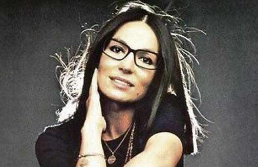 The evening will feature Carmel Boyle performing songs from Nana Mouskouri (pictured).