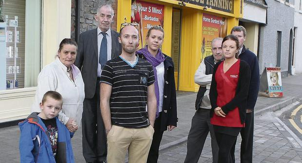 John Street residents and business owners say action needs to be taken on anti-social behaviour at the town centre street.
