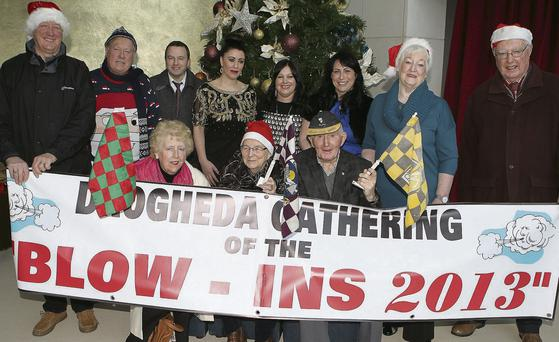 Locals and 'non-native's join forces to launch the 'Gathering of the Blow-ins' which takes place in the d Hotel on December 29.