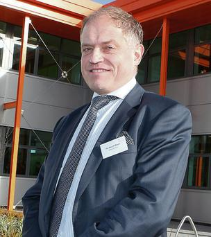 Pal Reiulf Olsen, senior partner at Hitecvision, which is now a major shareholder in Suretank.