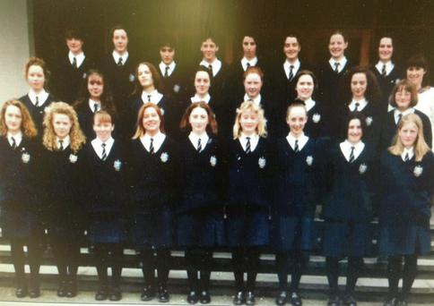 The Our Lady's College, Greenhills, class of 1994.