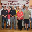 Community representatives at the Drogheda Community Drugs and Alcohol Forum meeting which took place in The Barbican Centre