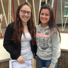 Leaving Certificate students in Sacred Heart receive their results