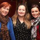 Carol Meehan, Lyndsey Turner and Lina Carter will be taking part in the Strictly Come Dancing in aid of SOSAD
