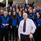 Drogheda Brass Band took first place in the recent North of Ireland Band Championships