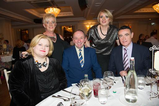 Joanne Murphy, Alice Malone, Benny McArdle, Claire Glesson and Hugh Doogan, Genesis Programme