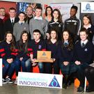 Pictured at the launch of the Drogheda Young Innovators.