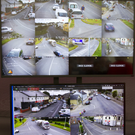 The new CCTV system which was launched in Duleek Garda Station