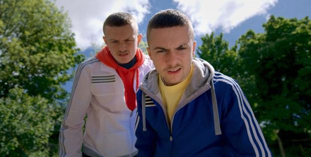 Irish film Young Offenders which will be shown as part of the film club.