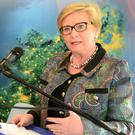 Minister for Business, Enterprise and Innovation Frances Fitzgerald TD speaking at the announcement