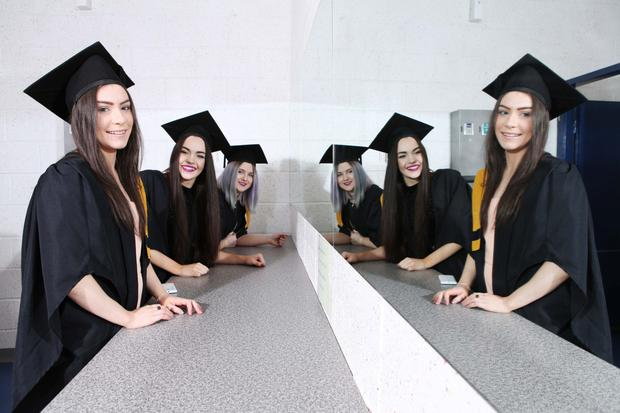 Louth students are going onto Third Level education