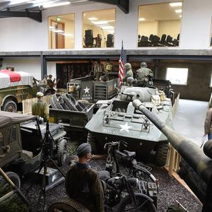 The Irish War Museum. Photo:Colin Bell/pressphotos.ie