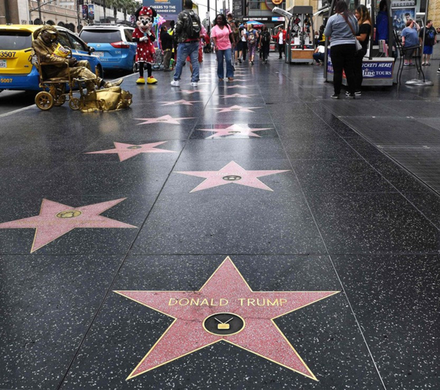 The Mayor wants a Hollywood-style Walk of Fame in Drogheda