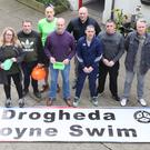 Launching the Red Door element of the Boyne Swim