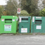 The recycling area that cost a reader a €150 fine.