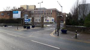 Gardai responded to incident at Our Lady of Lourdes Hospital