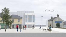 The new Bettystown library