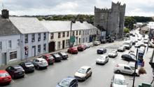 It's hoped a new bypass will help with tailbacks in Ardee