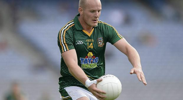 Joe Sheridan has been told by Meath boss Mick O'Dowd that he will not be part of the Meath set-up for the 2014 league campaign.