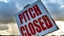 It will be great to see the pitch closed signs coming down this week.
