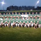 From back left. Robert Lynch, Jack Traynor, Jack Brannigan, Paddy Shelly, James Corrigan, vincent McKee, Shane Rogers, Matthew Corcoran, Paul McArdle, Cian Smyth, Anto Lines, Dara Hamill, Connor Boyle, Matthew Lines, Paddy geoghgan, Front left to right. Harry Cleary, Niall Craven, Alex Cleary, Fearghal McDonald, Jordan McCrave, Paul Craven, padraig Cunningham, James O Connor, Killian Dempsey, Niell Jones, Alan Smyth, Jason Quinn, Andrew Lynch. Missing: David Norton and Ronan O Hare.