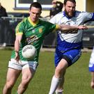 County man James McEntee led the way for Curraha as they cast aside Carlow champions Grange to seal a place in the Leinster Club Junior Championship Final