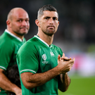 Rob Kearney will be back in action tonight