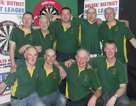 Grimes Cup runners-up Dalys.