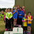 Duleek & District's Girls Under-10 4x100m relay team who took silver at the Cushinstown AC sports day