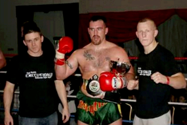 Professional fighter Paul Byrne, pictured celebrating a victory in the ring, is to manage a new SBG Gym which is to open in Drogheda in the coming weeks