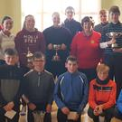 Talented young players gather for the County Louth GC Junior Awards in Baltray