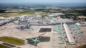 A quarter of a million passengers returned to Dublin Airport this bank holiday weekend.