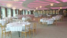New layout in the function room in Riverside Park Hotel
