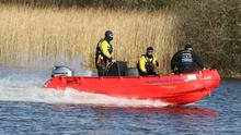 The district is considering placing a floating pontoon on the river to allow Slaney Search and Rescue to respond quicker to emergencies