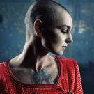 Sinead O'Connor performed in the Spiegeltent in Wexford on Thursday