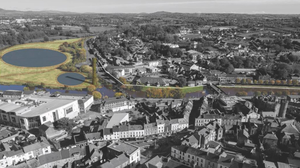 The Flood Defence Scheme makes proposals for alterations and the sculpting of the water meadows landscape. It's suggested this initiative could be investigated for potential recreational and amenity uses